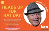 Ben's Hats On For Mental Health ad