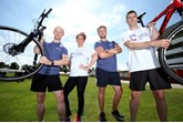 Close Motor Finance employees take on Cancer Research challenge