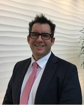 Ben Parry business development director EDAM