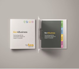 Ben4Business mock up pack