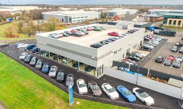 Sytner Group's newly-opened Graypaul Maserati dealership in Solihull, Birmingham