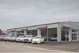 Blackshaws Mitsubishi in Morpeth