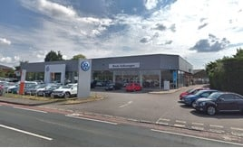 Heritage Automotive's newly-acquired Volkswagen Gloucester dealership