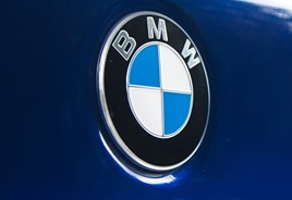 BMW badge