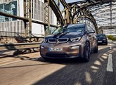 Revised BMW i3 EV