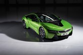 BMW's i8 in optional Java Green