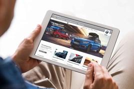 BMW Group UK online shop