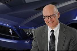 Bob Shanks, Ford chief financial officer