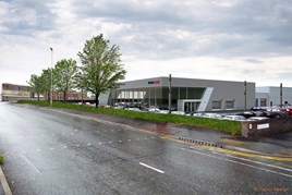 Inchcape's proposed Bolton Audi facility