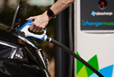 A Chargemaster EV charge point