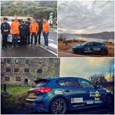 TrustFord employees traveled across Europe as part of their Breakout for Ben charity challenge