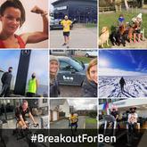 Breakout for Ben 2021