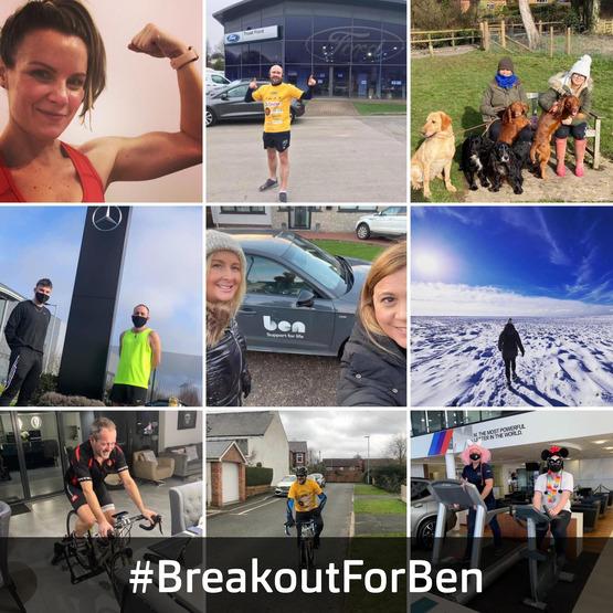 Breakout for Ben 2021 participants