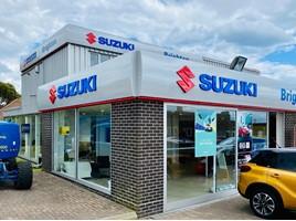 Anca Group's new Brighton Suzuki franchise