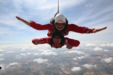 Brindley Honda Tony Chew skydive
