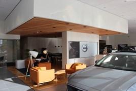 Inside Brindley Volvo Wolverhampton