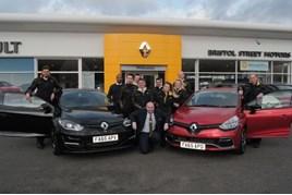 Bristol Street Motors Renault, Nottingham