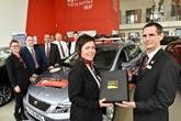 Bristol Street Motors Seat Birmingham team with its Motability Dealer Award