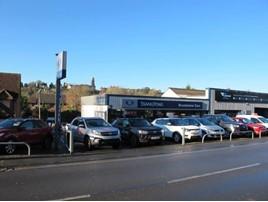 Broadstone Cars' new SsangYong Motors UK dealership in Brignorth