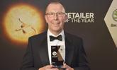 Skoda UK Retailer of the Year award winner: Henrys Cars managing director, Bruce Henry