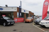Brysons Car Centre, Prestick