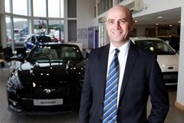 Rob Lewis, Bristol Street Motors Ford Gloucester