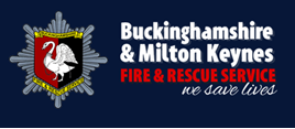 Bucks Fire and Rescue logo
