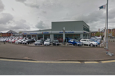 BRD Retail Group's former Burton-on-Trent Suzuki franchise