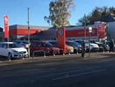 Bushey Heath Garage's new MG Motor UK dealership