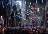 Mitchell Group's annual Christmas carols