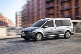 Volkswagen Caddy Window Van