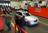 Cambria at BCA Blackbushe
