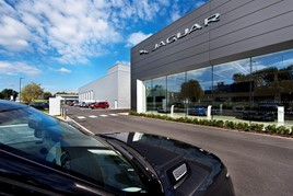 Swindon Jaguar Land Rover