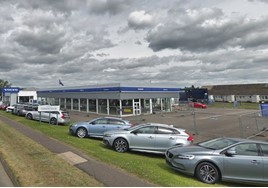 Cameron Motor Group's Strathmore Volvo dealership