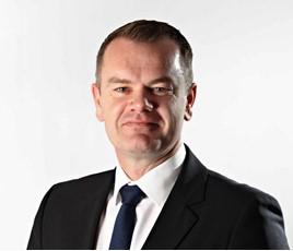 Managing director of Motorpoint, Mark Carpenter