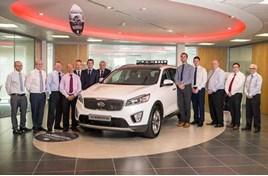 12 Kia dealers complete leadership development programme