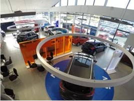 SMC's Crayford Ford Store
