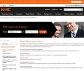 Customer reviews provide high visibility for dealers on RAC Route Planner