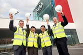 Kia announces new flagship dealership