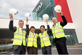 Kia announces new flagship dealership