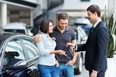Car buying stock pic