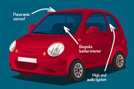 car personalistion