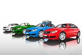 car stocking image