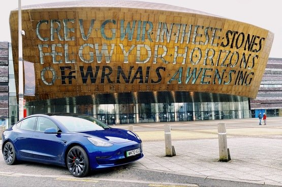 Tesla's UK expansion has deliver a new store in Cardiff