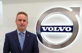 Volvo Car UK's new business sales manager, Steve Canton