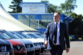 Jonathan Dunkley, CarShop's  chief executive