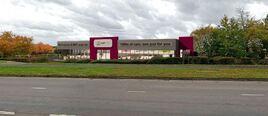 Artist's impression: Sytner's proposed CarShop Derby used car supermarket