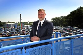 Jonathan Dunkley, chief executive, CarShop