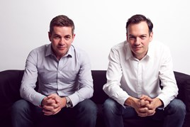 Carsnip co-founders Alastair Campbell (left) and Stuart Noad