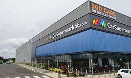 Motordepot's Carsupermarket.co.uk operation moved onto Tyneside's Vroom car retail park in 2018